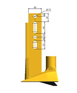 para-wing - SSOL-2 - dimension